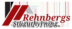 Rehnbergs Stuguthyrning i Sälen – Hyr en stuga i Lindvallen/Högfjället eller Tandådalen/Hundfjället Logotyp